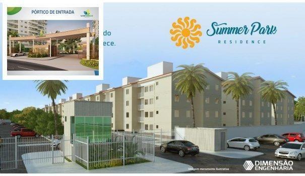 Summer park - Apartamento em Lançamentos no bairro Forquilha - São Luís, MA - Foto 5
