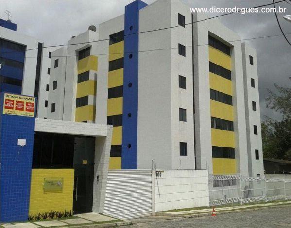 Apartamento Novo no Catolé com 3 Quartos (Suíte)