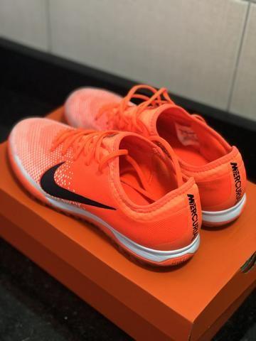 bc8f10d1a6485 Chuteira Nike Society Mercurial - Esportes e ginástica - Aberta dos ...