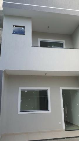 Casa Duplex 3/4, 2 Suítes, atrás da Unime L. de Freitas