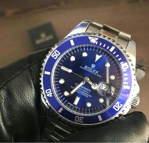 Rolex azul - Foto 2
