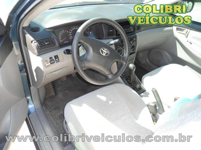 Corolla XEi 1.8/1.8 Flex 16V Mec. - Foto 6