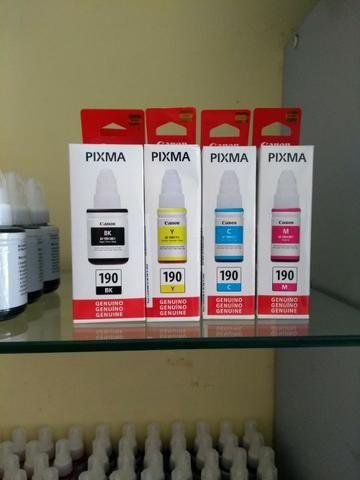 Tintas refil hp, canon, epson original e similar, Tones para imp laser - Foto 3