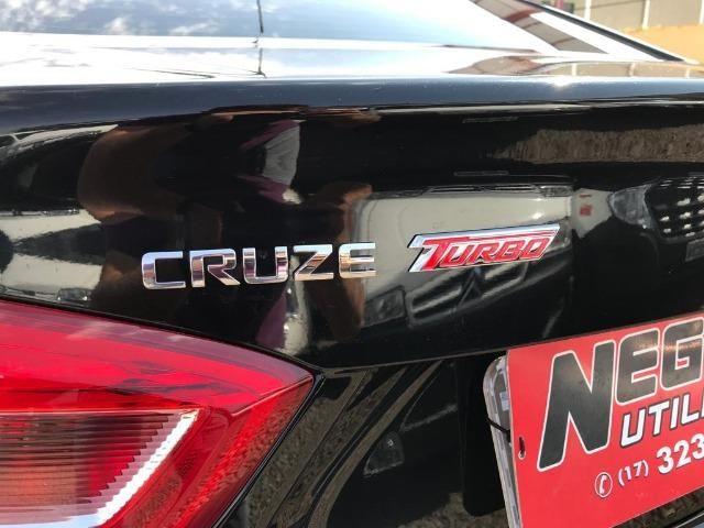 Chevrolet Cruze Lt 1.4 Turbo Flex 32 mil km - Foto 7