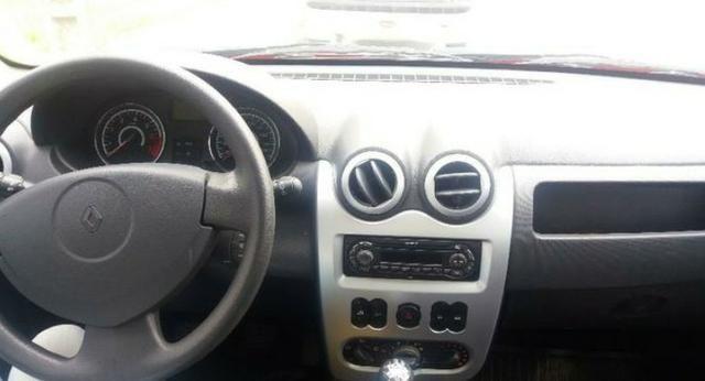 Renault Sandero 2010 VIBE - 1.6 - 2010 - Foto 4