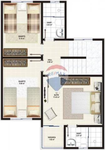 Casa duplex em novo bairro da cidade - Foto 5