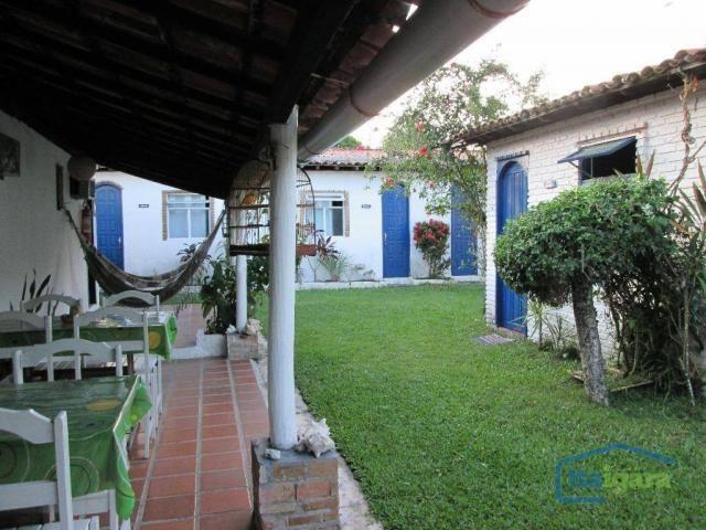 Pousada com 17 dormitórios à venda, 1000 m² por R$ 1.100.000 - Tairú - Vera Cruz/BA - Foto 11