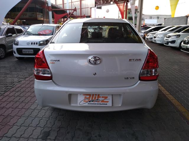 Etios sedan xs 1.5 automático 2016/2017 - Foto 5