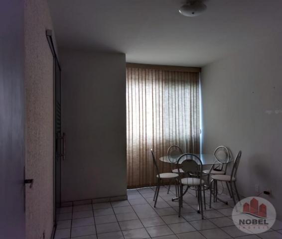 Apartamento à venda com 3 dormitórios em Brasília, Feira de santana cod:5518 - Foto 4