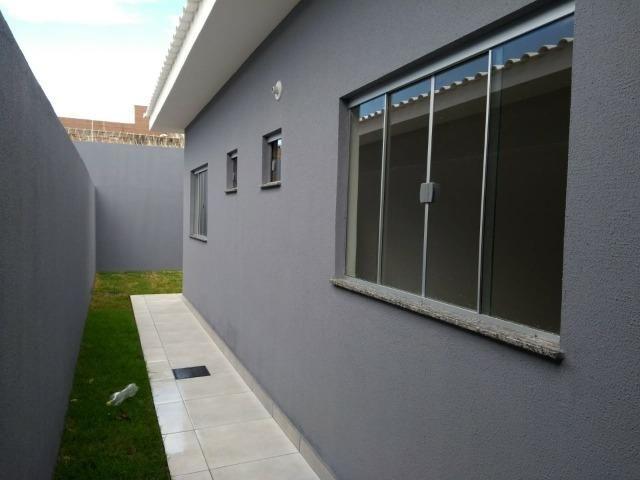 2 Quartos Rica em blindex Linda Casa Sírio Libanês com Suíte - Foto 13