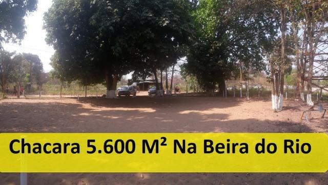 Vendo/troco chácara de 5.600 m² na beira rio coxipó, pego imóvel e carro