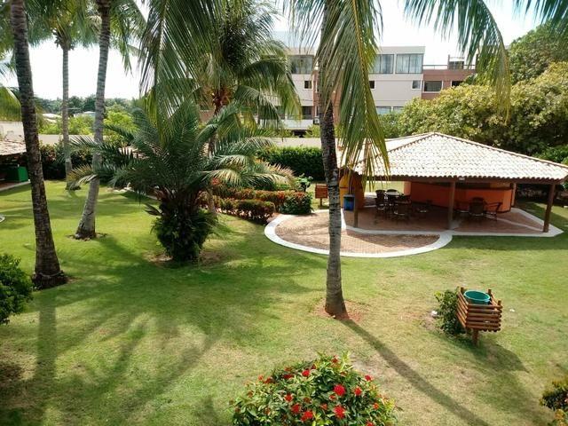 Duplex Guarajuba, com água, gás , e serviços de camareira incluso no condomínio. muito boa - Foto 16