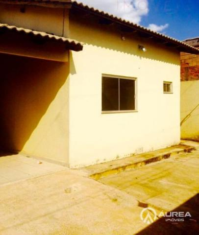 Casa  com 3 quartos - Bairro Residencial Forteville em Goiânia - Foto 2