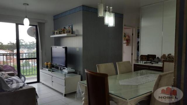 Apartamento à venda com 3 dormitórios em Muchila, Feira de santana cod:4611
