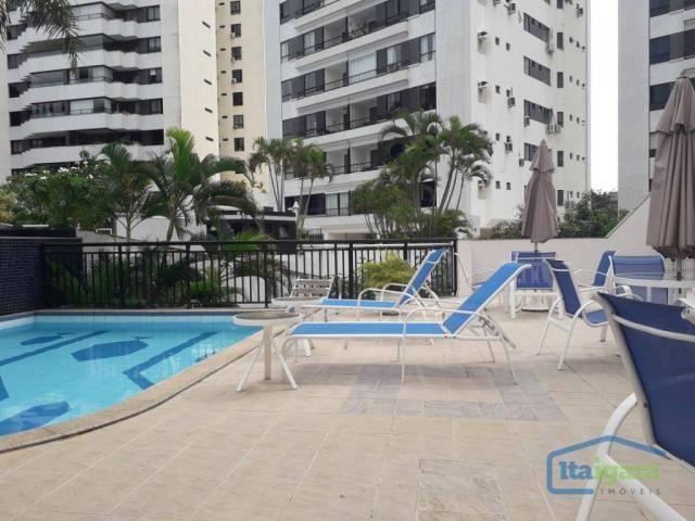 Apartamento com 3 dormitórios à venda, 100 m² por r$ 570.000,00 - cidade jardim - salvador - Foto 11