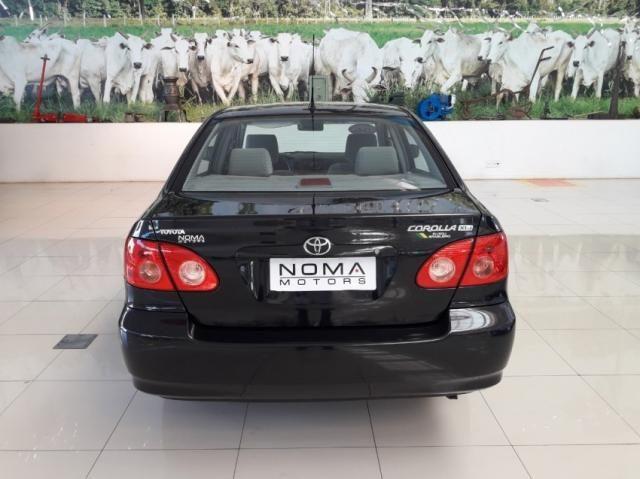 Toyota Corolla XLI 1.6 4P - Foto 3