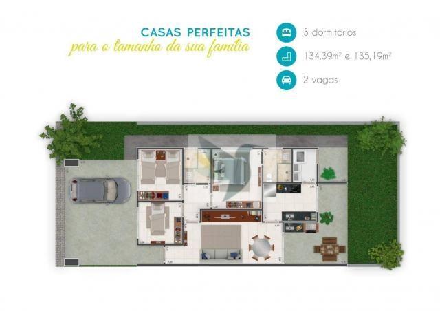 Casa com 3 dormitórios à venda, 135 m² por r$ 560.621 - jardim da mata ii - Foto 10