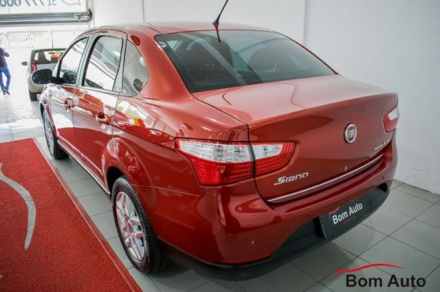 Fiat Grand Siena 1.6 Essence I-motion 2013 - Foto 9