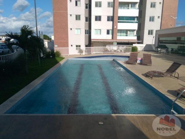 Apartamento à venda com 3 dormitórios em Brasília, Feira de santana cod:5539 - Foto 5