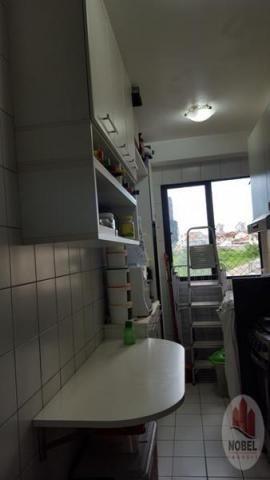 Apartamento à venda com 3 dormitórios em Muchila, Feira de santana cod:4611 - Foto 4