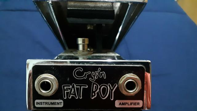 Pedal Wah Wah Onner Fat Boy - Foto 2