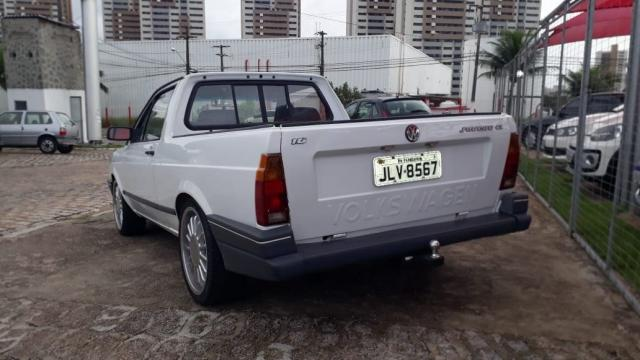 Volkswagen saveiro 1994/1995 1.6 cl cs 8v gasolina 2p manual - Foto 5