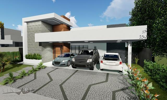 Magnífica casa no Condomínio Mirante do Lago 4 suítes - Foto 13