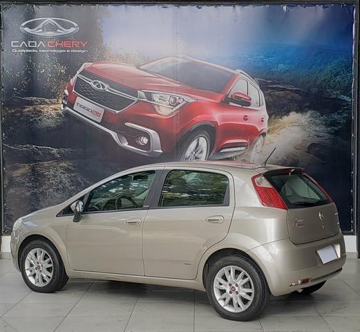 Fiat punto 1.8 essence 2011 Financio sem entrada - Foto 7