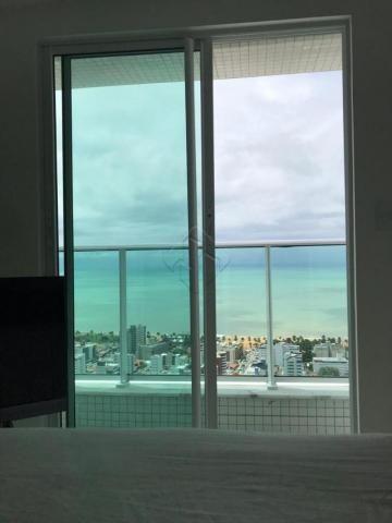 Apartamento à venda com 2 dormitórios em Altiplano cabo branco, Joao pessoa cod:V1180 - Foto 10