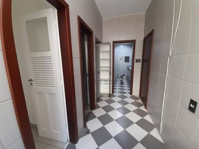 Apartamento com 3 dormitórios para alugar, 130 m² por R$ 3.700/mês - Laranjeiras - Rio de  - Foto 6