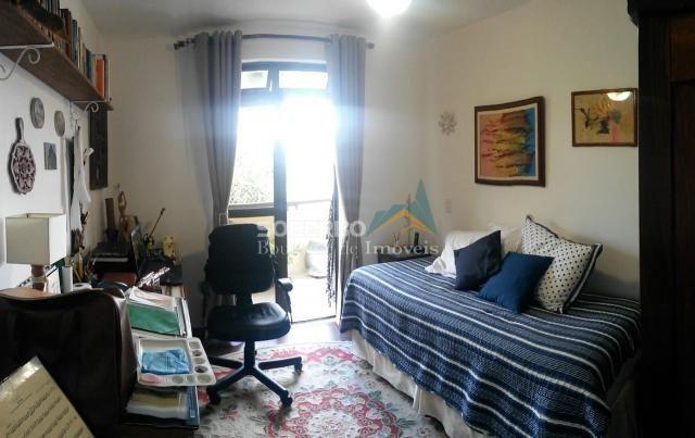 Apartamento 3 Quartos (1 Suíte) com Armários, 2 Vagas, Alto, Teresópolis, RJ - Foto 5