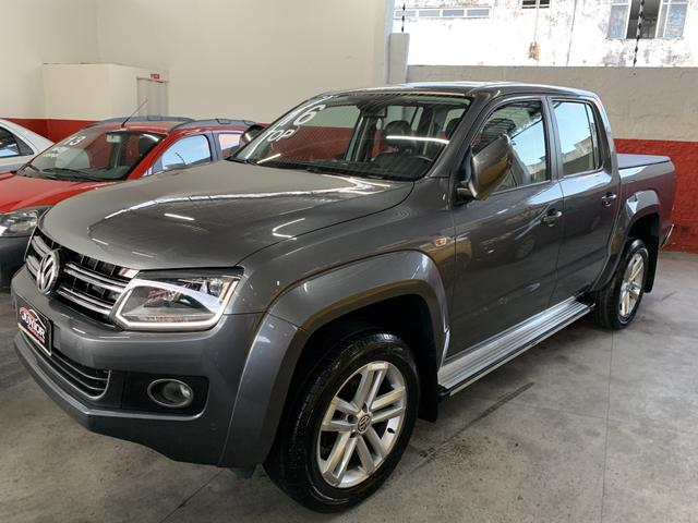 (Junior Veiculos) Amarok Highline Ano:2016 Led - Foto 7