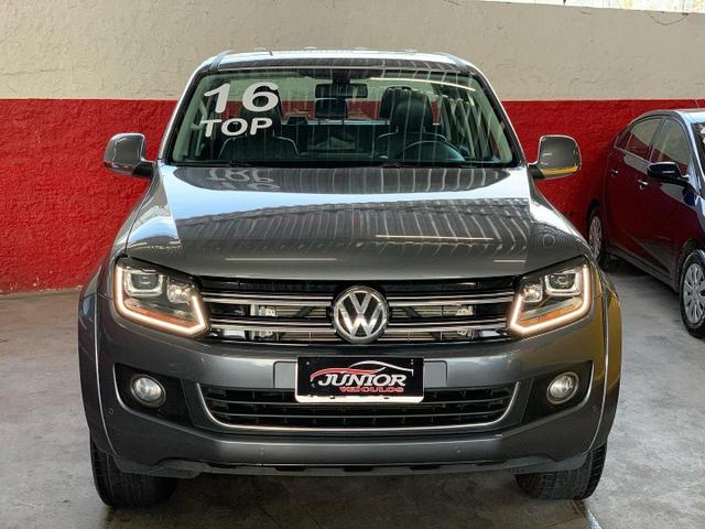 (Junior Veiculos) Amarok Highline Ano:2016 Led