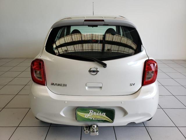 Nissan March 1.0 SV 2015 - Foto 5