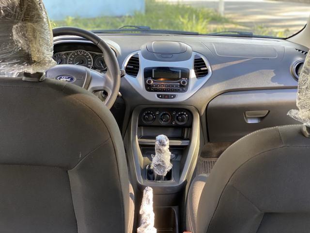 Ford KA 1.5 SE 2019 TOP- 9 KM- Unico Dono- Original Extra Revisões - Foto 11
