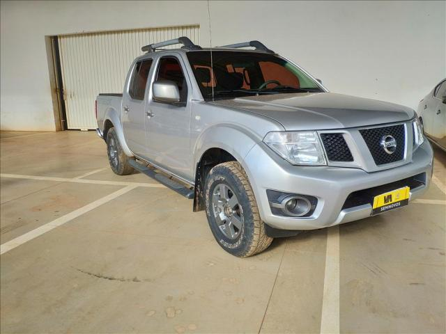 NISSAN FRONTIER 2.5 SV ATTACK 4X2 CD TURBO ELETRONIC DIESEL 4P MANUAL - Foto 2