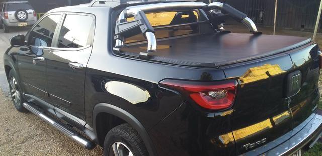 Vendo Fiat Toro a diesel ano 16/17 impecável - Foto 9