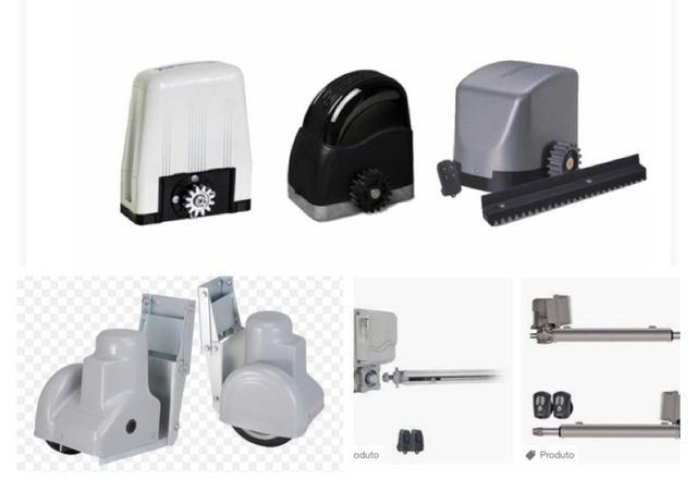 Venda,Instalação e manutenção de equipamentos de segurança eletrônica - Foto 3