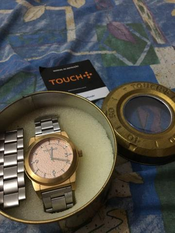 88afaa6abd5 Relógio feminino touch - Bijouterias