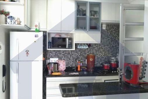 Apartamento à venda com 2 dormitórios em Planalto, São bernardo do campo cod:3904 - Foto 3
