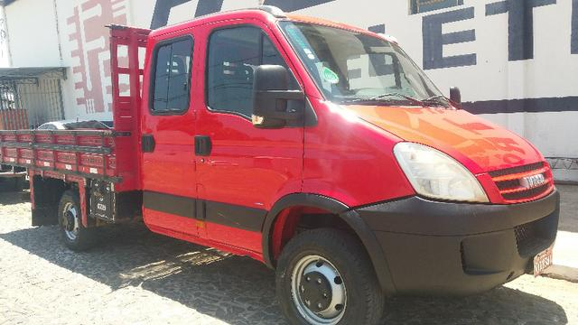 Iveco dayle 35s14 cabine dupla 2012