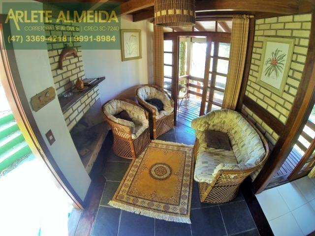 Casa para alugar com 2 dormitórios em Araca, Porto belo cod:213 - Foto 6