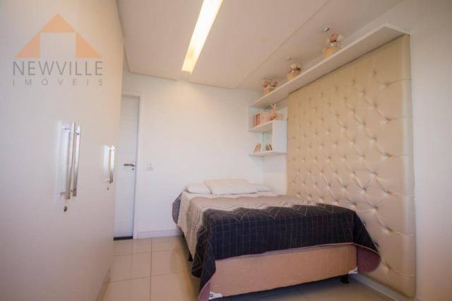 Apartamento com 4 dormitórios à venda, 240 m² por R$ 1.999.999 - Boa Viagem - Recife - Foto 14