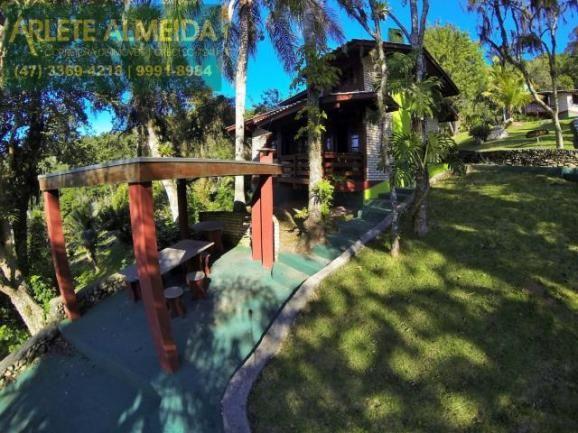 Casa para alugar com 2 dormitórios em Araca, Porto belo cod:213