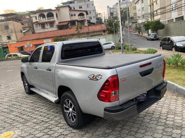 Toyota Hilux Cabine Dupla Hilux 2.8 TDI STD CD 4x4 - Foto 7