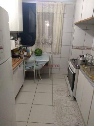 Apartamento com 3 dormitórios à venda, 84 m² por R$ 137.000,00 - Setor Urias Magalhães - G - Foto 2