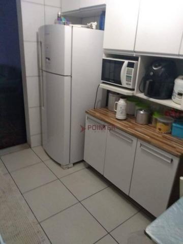 Apartamento com 3 dormitórios à venda, 84 m² por R$ 137.000,00 - Setor Urias Magalhães - G - Foto 18