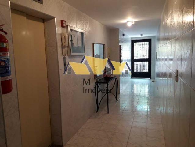 Grandioso apartamento de 3 quartos mas dependência no coração da vila da penha - Foto 7