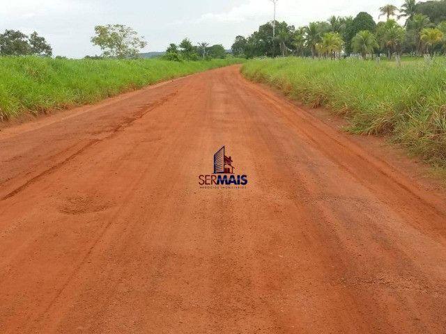 Fazenda, 335 alqueires paulista, à venda por R$ 7.370.000 Zona Rural - Nova Mamoré/RO - Foto 2