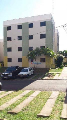 Apartamento com 2 dormitórios à venda, 42 m² por R$ 170.000 - Chácara Bela Vista - Sumaré/ - Foto 16